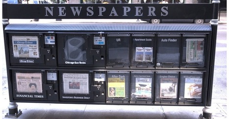 As Newspaper Revenues Decline, Print Media Stocks Rise | social: who, how, where to market | Scoop.it