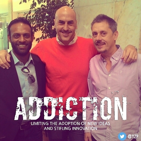 """""""ADDICTION - the one you didn't know you had but that is killing your business"""" 