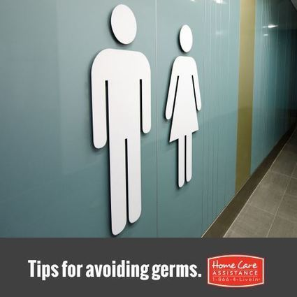 10 Spots Senior Get Germs | Home Care Assistance of Bloomfield | Scoop.it