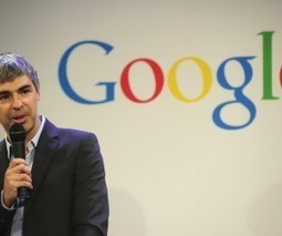 """Google's Page not worried about Facebook's Graph Search, says he's """"confident of our core business"""" 