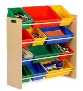 Honey-Can-Do Kids Toy Organizer and Storage Bins Review | Home Office Furniture | Scoop.it