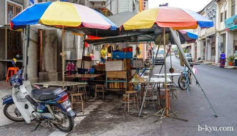 B-Kyu: B-Kyu tour of Penang - Toon Leong Kopi, Toh Soon Cafe and the mighty International Hotel | South East Asia for the independent traveller | Scoop.it