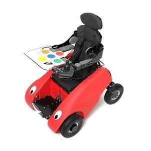 Wizzybug - paediatric powered wheelchair - Designability | Cerebral Palsy News | Scoop.it