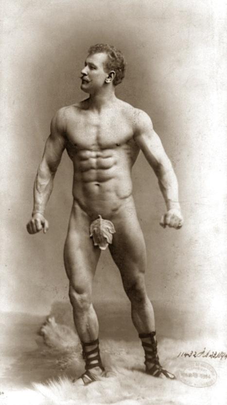 Eugen Sandow, Bodybuilder   Vloasis sex corner   Scoop.it