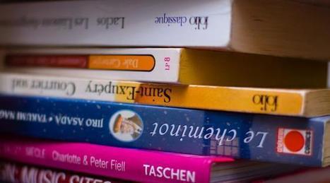 Avec quels livres partir en vacances? | Camping Normandie | Scoop.it