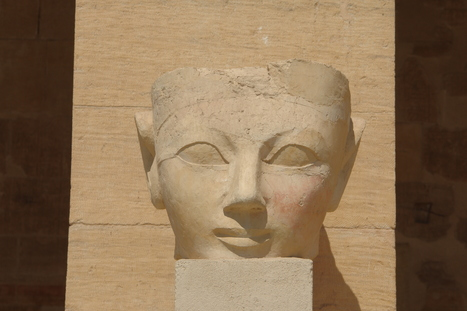 HATSHEPSUT PROJECT | Ancient Egypt: 18th Dynasty | Scoop.it