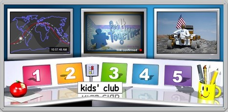 NASA - NASA Kids' Club   Science   Scoop.it