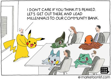 pokemon go, AR, and location-based marketing | Public Relations & Social Media Insight | Scoop.it