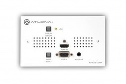 Atlona Releases New HDMI/VGA Switcher/Transmitters and Scaler/Receiver | Digital Signage AV Devices | Scoop.it
