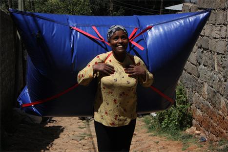 afrika.info   Äthiopien: Ein Rucksack voller Energie   Afrika   Scoop.it