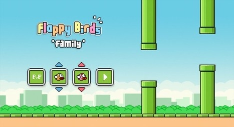 Flappy Bird ha vuelto, pero… | Todo sobre Android | Scoop.it