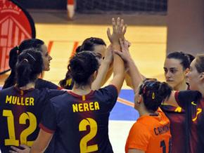 """El CVB Barça y la importancia del """"factor blaugrana""""   FREEBALL: Voleibol, entrenament i d'altres.   Scoop.it"""