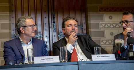 Quand Mayeur agace Vervoort | Politici in Brussel | Scoop.it