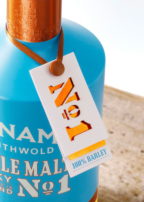 Adnams Whisky  - The Dieline - | Graphic design | Scoop.it