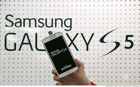 Researchers claim to hack fingerprint sensor on Samsung's new Galaxy S5   ubiquitous and mobile devices   Scoop.it