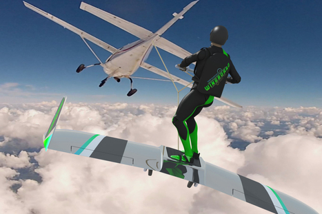 Wing Board - Carve the Sky? | Gadgets I lust for | Scoop.it