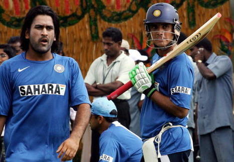 MS. Dhoni becomes father   Latest Sports Events   Scoop.it