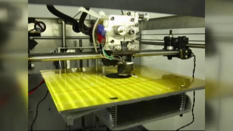 Consumer Reports: Impressive 3D printers - WMC-TV | 3D Printing | Scoop.it