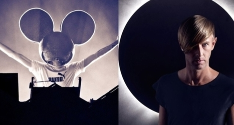 Richie Hawtin uploads hypnotic back-to-back set with Deadmau5 | DJing | Scoop.it
