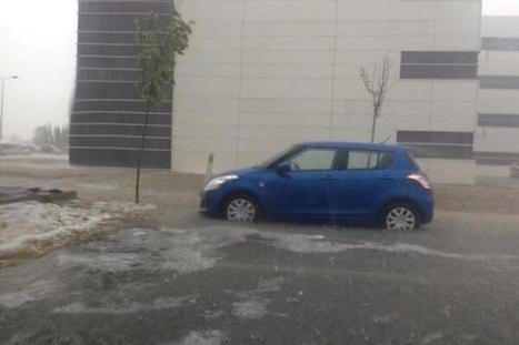 L'ouest toulousain sous le déluge : des routes inondées, des automobilistes piégés   Aéro   Scoop.it