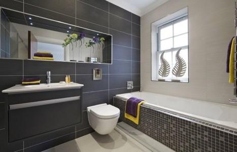 Bathroom Renovation London, Bathroom Tile Designs | London | Bespoke Design | Scoop.it