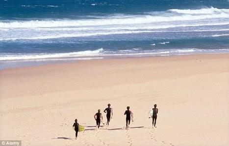 Waves of pleasure: Portugal's spectacular Costa da Prata is heaven for surfers | Travel | Scoop.it