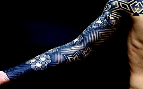 Le design dans la peau ! | enquete Tatouage | Scoop.it
