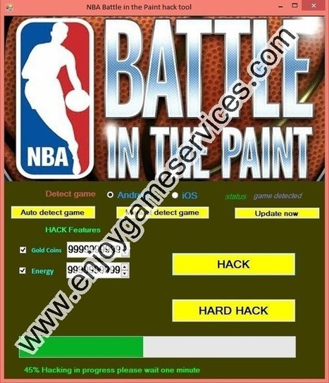 NBA Battle in the Paint hack tool | game | Scoop.it