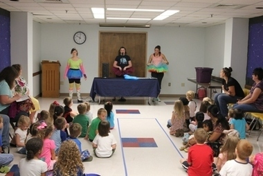 The Groove Club at Putnam County Library, Cookeville TN   Tennessee Libraries   Scoop.it