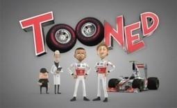 """""""Tooned"""", un dessin animé de McLaren   Stratégie de contenu   Scoop.it"""