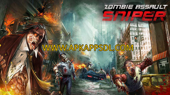 Download Zombie Assault Sniper Apk Mod v1.26 Full Version 2016 - ApkAppsdl.com | Free Download Android Apk and Games | Scoop.it