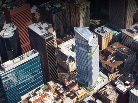 Gensler's Sustainable Tower at PNC Plaza in Pittsburgh | Digital Sustainability | Scoop.it