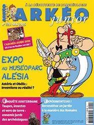 Astérix et Obélix : inventions ou réalité ? - Arkéo Junior n° 229 - Mai 2015 | Revue de presse Pierre Flamens | Scoop.it