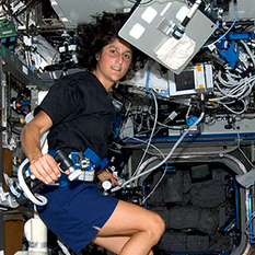 How Do Astronauts Exercise in Space? | Spaceflight Fitness | Scoop.it