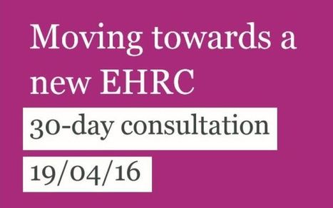 Fresh staff cuts at EHRC 'will undermine its vital work' | Welfare, Disability, Politics and People's Right's | Scoop.it