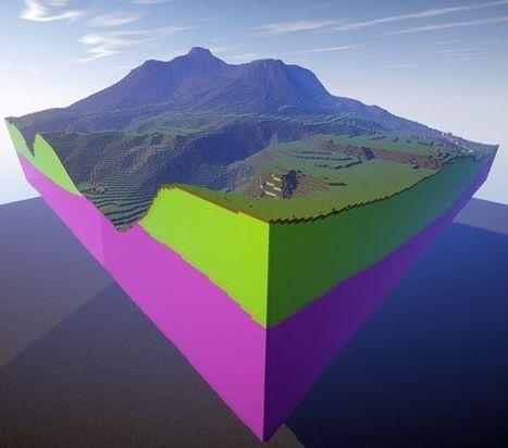 Comment «Minecraft» s'est incrusté à l'école et à l'ONU | Education numérique | Scoop.it