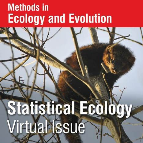Statistical Ecology Virtual Issue | Bayesian Statistical Modelling | Scoop.it