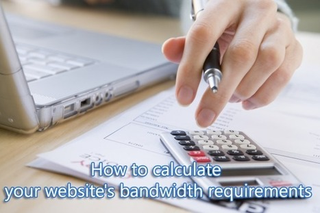 How to calculate your website's bandwidth requirements? – Refresh Coupon Codes   Refresh Coupon Codes   Scoop.it