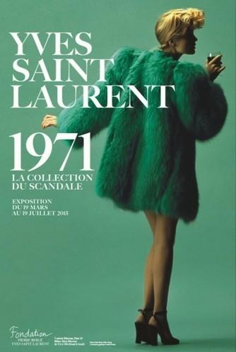 La scandaleuse collection d'Yves Saint Laurent s'expose à Paris - L'illustré | Paris 16e | Scoop.it