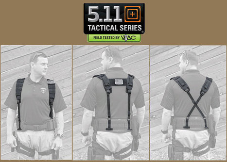 5.11 Brokos VTAC Harness at OPSGEAR | Popular Airsoft | Airsoft Showoffs | Scoop.it