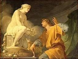 Pygmalion and Galatea, the myth of Pygmalion and Galatea   Classic Lit.   Scoop.it