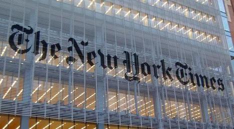 Benoît Raphaël analyse la crise de la presse la semaine où Le Monde et le NYT ont été décapités | Les médias face à leur destin | Scoop.it