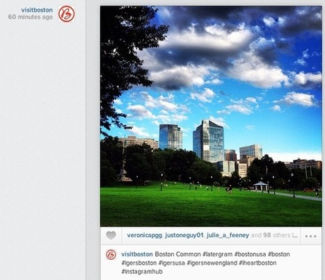 How to Use Instagram for Content Marketing | Social Marketing Strategy | Scoop.it