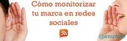 Cómo crear un Panel de Monitorizacion en Redes Sociales de tu marca | E-Nuvole Social Media y Gestión Documental | Redes sociales | Scoop.it