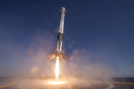 SES agrees to launch satellite on 'flight-proven' Falcon 9 rocket | Spaceflight Now | The NewSpace Daily | Scoop.it