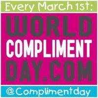 World Compliment Day | Sites et applications pratiques et marrantes | Scoop.it