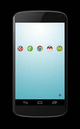 Sweeted icon theme v1.0   ApkLife-Android Apps Games Themes   Android Applications And Games   Scoop.it