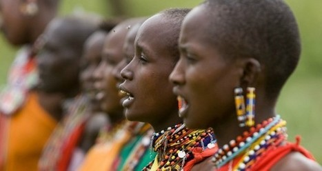 Il faut arrêter de prendre les femmes massaï pour des sous-hommes - Slate Afrique | L'education des femmes | Scoop.it