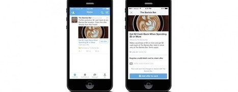 Twitter introduces Twitter Offers with merchant deals right in your feed | MarketingHits | Scoop.it