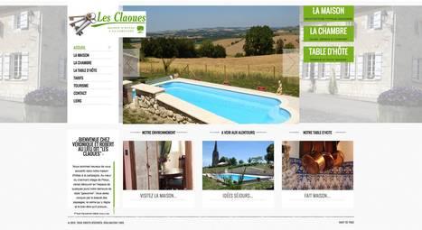 Chambre d'hôte Les Claoues, Plieux, Gers | Chambres d'hotes gers | Scoop.it